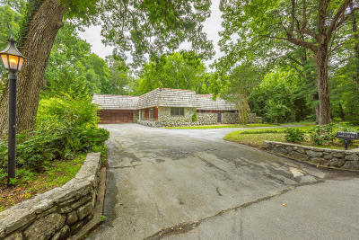 Signal Mountain Single Family Home For Sale: 220 Palisades Dr