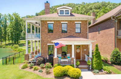 Chattanooga Single Family Home For Sale: 8594 Festival Loop