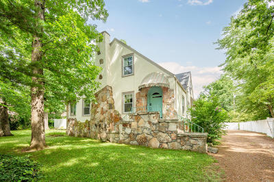 Signal Mountain Single Family Home For Sale: 924 Ridgeway Ave