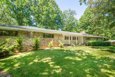 Signal Mountain Single Family Home Contingent: 204 Hathaway Dr