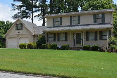 Hixson TN Single Family Home Contingent: $180,000