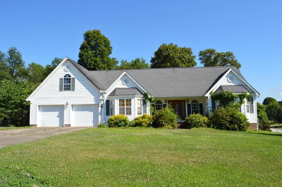 Harrison Single Family Home Contingent: 8885 River Cove Dr