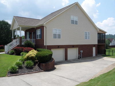 Ringgold Single Family Home For Sale: 497 Water Mill Trace