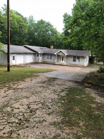 Ringgold Single Family Home For Sale: 54 Guthrie Ln