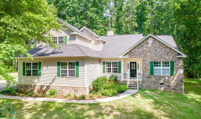Signal Mountain Single Family Home For Sale: 2617 Laurel Creek Dr