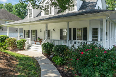 Single Family Home For Sale: 8605 Georgetown Trace Ln