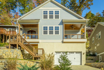 Chattanooga Single Family Home For Sale: 1035 Dartmouth St #Lot 21