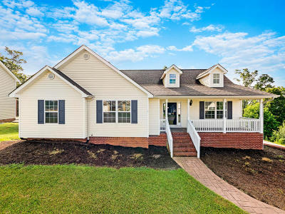 Ringgold Single Family Home Contingent: 141 Promise Heights Dr