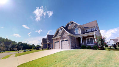 Ooltewah Single Family Home For Sale: 9029 Silver Maple Dr