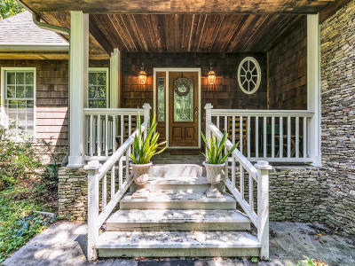 Chattanooga Single Family Home For Sale: 1020 Reads Lake Rd