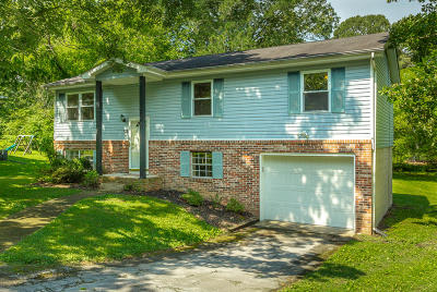 Ooltewah Single Family Home Contingent: 8320 Middle Rd