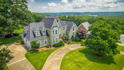 Chattanooga Single Family Home For Sale: 5709 Topsail Greens Dr