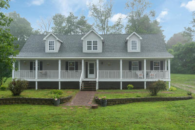 Signal Mountain Single Family Home Contingent: 124 Scott Rd