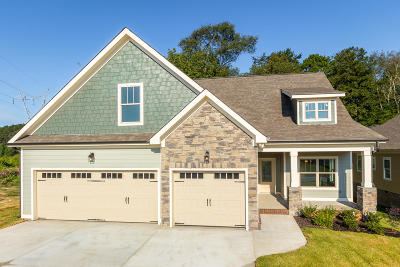 Apison Single Family Home Contingent: 1603 Gable Green Dr #57