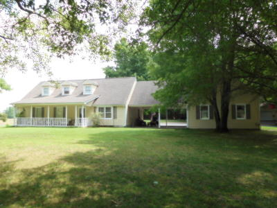Dalton Single Family Home For Sale: 855 NE Good Hope Rd