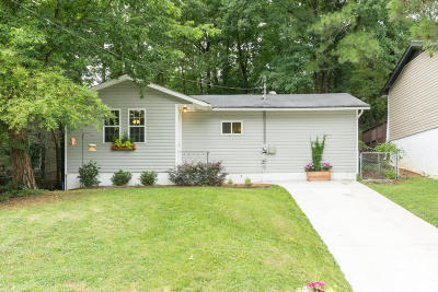 Chattanooga Single Family Home Contingent: 613 Snow St
