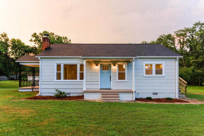 Soddy Daisy Single Family Home Contingent: 187 Hickman St