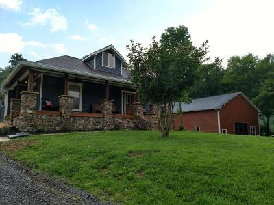 Soddy Daisy Single Family Home For Sale: 11147 Hallett St