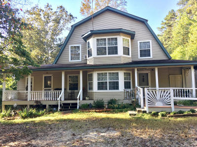 Ooltewah Single Family Home For Sale: 10041 Sunny Ln