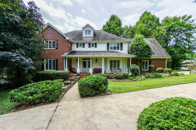 Chattanooga Single Family Home For Sale: 9228 Rocky Cove Dr