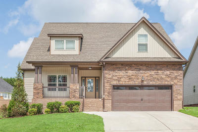 Ooltewah Single Family Home For Sale: 5347 Rose Glen Ct