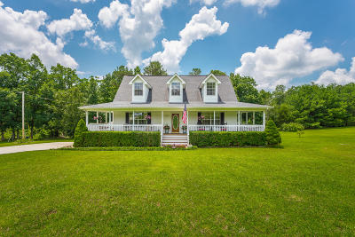 Soddy Daisy Single Family Home For Sale: 220 Windy Hollow Ln