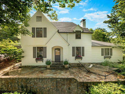 Lookout Mountain Single Family Home For Sale: 325 Park Rd
