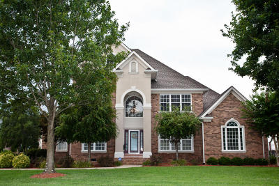 Ooltewah Single Family Home For Sale: 8373 Rambling Rose Dr