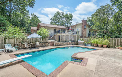 Chattanooga Single Family Home For Sale: 916 Stone Crest Cir