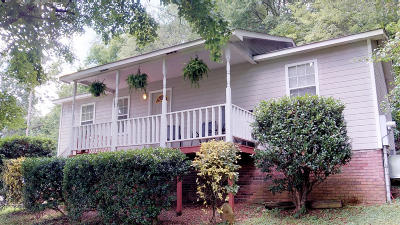 Chattanooga TN Single Family Home For Sale: $100,000