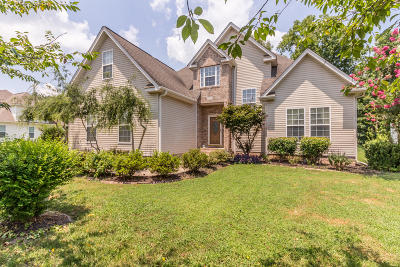 Hixson Single Family Home For Sale: 3001 Stage Run Dr