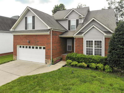 Chattanooga Single Family Home For Sale: 2312 Sargent Daly Dr