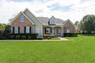 Ooltewah Single Family Home Contingent: 7232 Lazy Brook Ct.