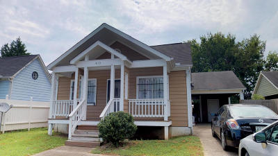 Chattanooga Single Family Home Contingent: 410 N Hickory St