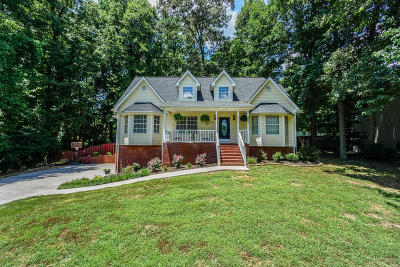 Ooltewah Single Family Home For Sale: 10075 Larkspur Dr