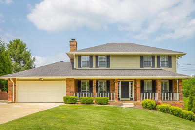 Ooltewah Single Family Home Contingent: 8615 Hunter Woods Dr