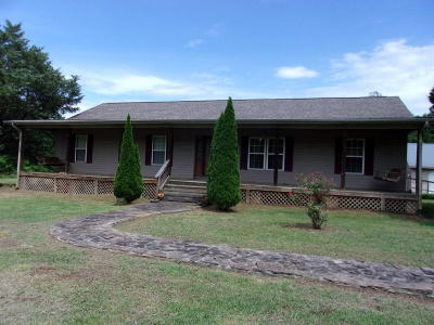 Whitwell Single Family Home For Sale: 1303 Grayson Rd