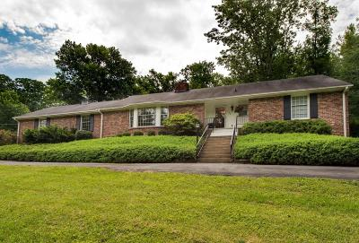 Signal Mountain Single Family Home For Sale: 330 Green Gorge Rd