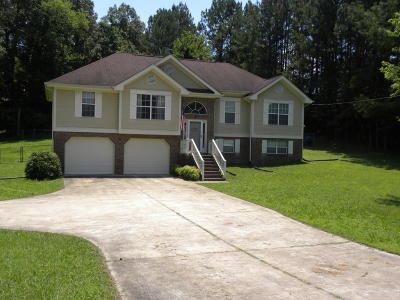 Ringgold Single Family Home Contingent: 1389 Mount Pisgah Rd