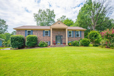 Hixson Single Family Home For Sale: 906 Wesley Dr