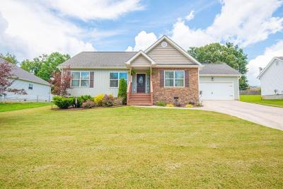Ringgold Single Family Home Contingent: 92 Southern Dr