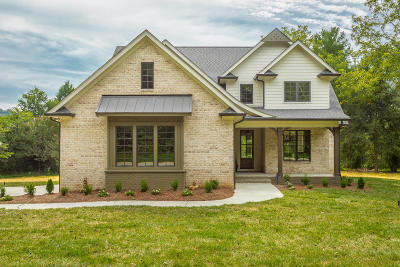 Hixson Single Family Home For Sale: 7608 Selcer Rd #Lot 2