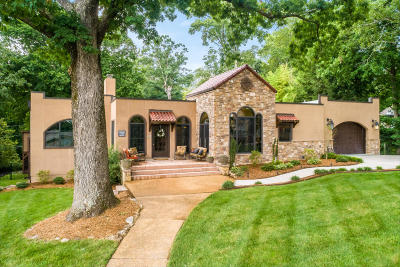 Signal Mountain Single Family Home For Sale: 103 South Dr
