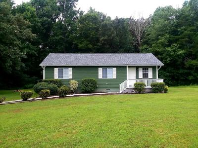 Soddy Daisy Single Family Home For Sale: 2510 Poe Rd
