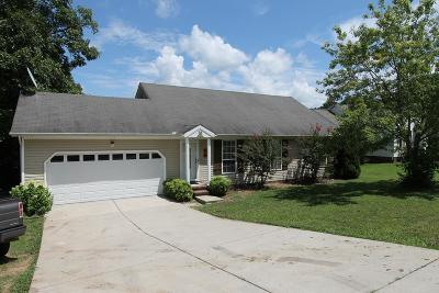Ringgold Single Family Home For Sale: 318 Chapman Rd
