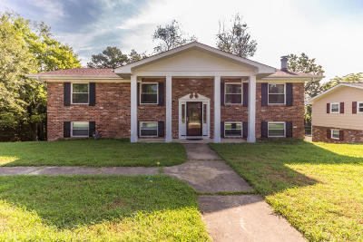 Hixson Single Family Home Contingent: 6052 Stardust Tr