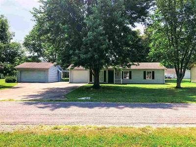 Spring City Single Family Home Contingent: 171 Larue Dr