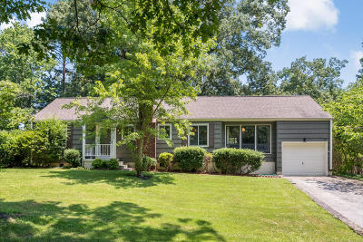 Chattanooga TN Single Family Home For Sale: $242,000