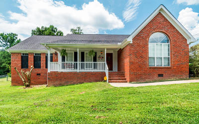 Ringgold Single Family Home Contingent: 242 Teal Dr