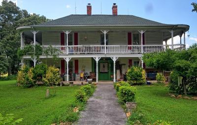 Benton Single Family Home For Sale: 200 Memory Ln
